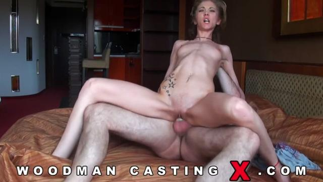Stevie Shae Makes A Cock Erupt Over Her Pussy Woodman Casting X 1